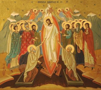 Invierea Mantuitorului Nostru Isus Hristos