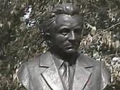 RADU FLORA bustul din Parcul Karadjordje din Zrenianin